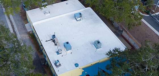 Roof Replacement Systems Beckwith Commercial Roofing