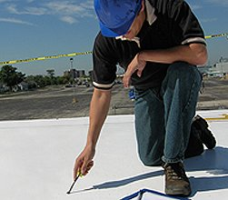 Home Beckwith Commercial Roofing