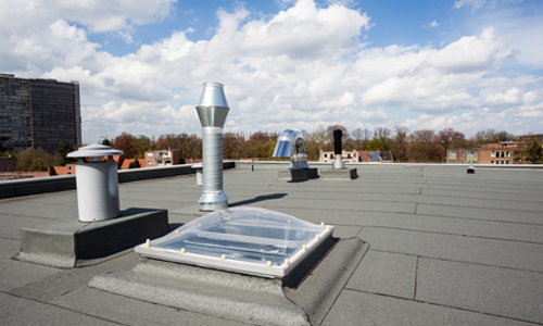 Commercial Flat Roof Repair Bettendorf IA