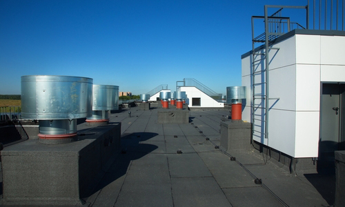 Commercial Flat Roof Repair Moline IL