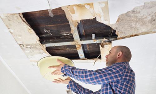 Leaking Roof Davenport IA